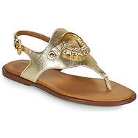 Schuhe Damen Sandalen / Sandaletten See by Chloé HANA SB36131 Gold