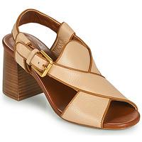 Schuhe Damen Sandalen / Sandaletten See by Chloé HELLA Beige