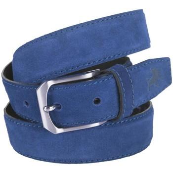 Accessoires Damen Gürtel Lois Velvet Damen Gürtel Blau