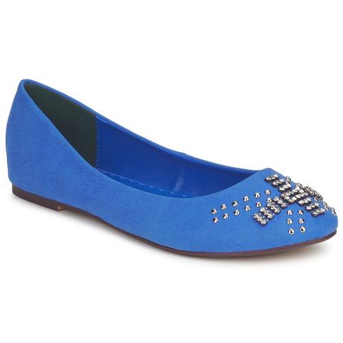 Friis & Company SISSI Blau  Schuhe Ballerinas Damen 55,99