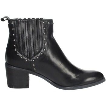 Manas 10263M Schwarz - Schuhe Boots Damen 9660