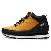Schuhe Kinder Sneaker High 4F JOBMW002 Gelb