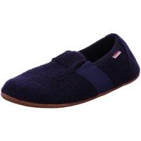 Schuhe Jungen Hausschuhe Giesswein 64-10-45210-588 blau