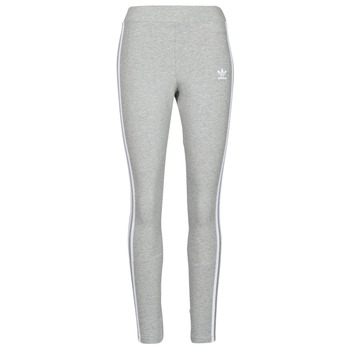 Kleidung Damen Leggings adidas Originals 3 STRIPES TIGHT Grau