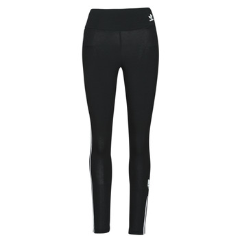 Kleidung Damen Leggings adidas Originals HW TIGHTS Schwarz