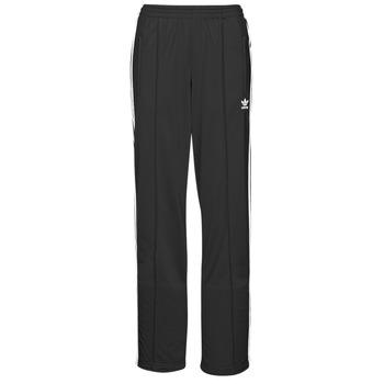 Kleidung Damen Jogginghosen adidas Originals FIREBIRD TP PB Schwarz