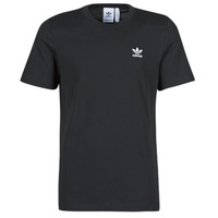 Kleidung Herren T-Shirts adidas Originals ESSENTIAL TEE Schwarz