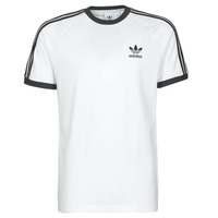 Kleidung Herren T-Shirts adidas Originals 3-STRIPES TEE Weiss