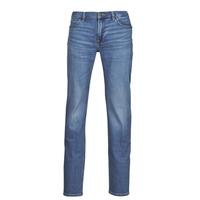 Kleidung Herren Slim Fit Jeans Lee RIDER Blau