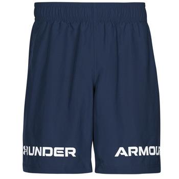 Kleidung Herren Shorts / Bermudas Under Armour UA WOVEN GRAPHIC WM SHORT Blau
