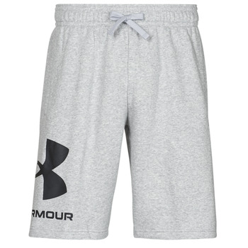 Kleidung Herren Shorts / Bermudas Under Armour UA RIVAL FLC BIG LOGO SHORTS Grau