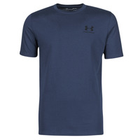 Kleidung Herren T-Shirts Under Armour UA SPORTSTYLE LC SS Blau