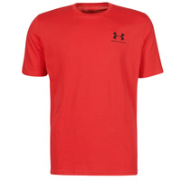 Kleidung Herren T-Shirts Under Armour UA SPORTSTYLE LC SS Rot