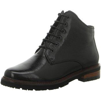 Schuhe Damen Stiefel Everybody Stiefeletten H2411 58123 schwarz