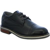 Schuhe Herren Derby-Schuhe & Richelieu Bugatti Schnuerschuhe 312-84301-1000-1000 schwarz
