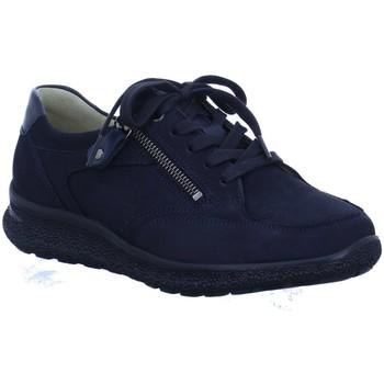 Schuhe Damen Derby-Schuhe & Richelieu Hartjes Schnuerschuhe Rap 160862-47,47 blau