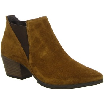 Schuhe Damen Stiefel Paul Green Stiefeletten 8825-016 braun