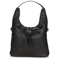 Taschen Damen Handtasche Casual Attitude OMAY Schwarz