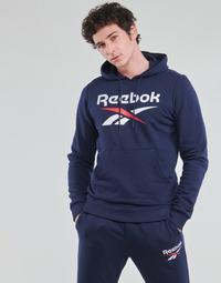 Kleidung Herren Sweatshirts Reebok Classic RI FT OTH BL HOODIE Blau