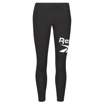 Kleidung Damen Leggings Reebok Classic RI BL COTTON LEGGING Schwarz