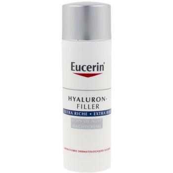 Beauty Anti-Aging & Anti-Falten Produkte Eucerin Hyaluron-filler Nachtcreme Extra Rica