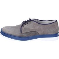 Schuhe Herren Derby-Schuhe & Richelieu Viva BK919 Grau