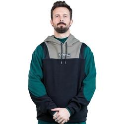 Kleidung Herren Sweatshirts Sergio Tacchini Sweatshirt  Bliss noir/gris/vert