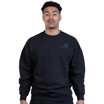 Kleidung Herren Jogginganzüge Sergio Tacchini Sweatshirt  Brooklyn noir