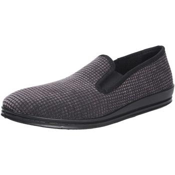 Schuhe Herren Hausschuhe Rohde Herren Hausschuhe grau