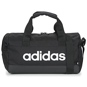 Taschen Sporttaschen adidas Performance LIN DUFFLE XS Schwarz