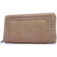 Taschen Damen Portemonnaie LuluCastagnette LULU-S20-073 Grau