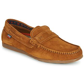 Schuhe Herren Slipper CallagHan DRIVELINE Braun