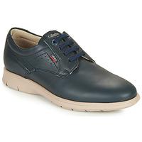 Schuhe Herren Derby-Schuhe CallagHan ASTON Blau