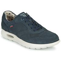 Schuhe Herren Sneaker Low CallagHan WASSER Blau