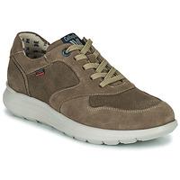 Schuhe Herren Sneaker Low CallagHan WASSER Beige