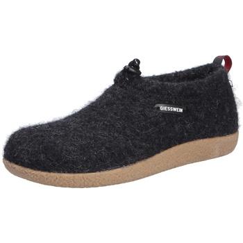 Schuhe Damen Hausschuhe Giesswein Hausschuhe grau