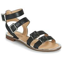 Schuhe Damen Sandalen / Sandaletten JB Martin 1GAPI Schwarz