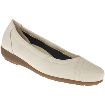 Schuhe Damen Ballerinas Natural Feet Ballerina Christina Farbe: beige hellbeige