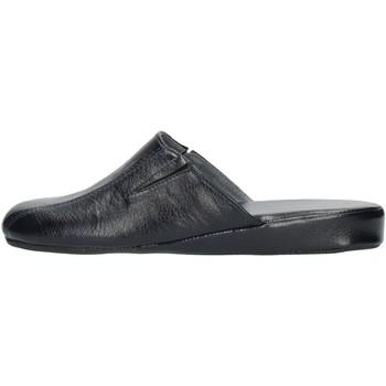 Schuhe Herren Pantoffel Clia Walk HOME115 Blau