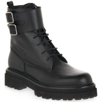 Schuhe Damen Low Boots Priv Lab 3262 VITELLO NERO Nero