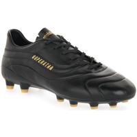 Schuhe Herren Fußballschuhe Pantofola d'Oro SUPERSTAR LC CANGURO NERO PU Nero