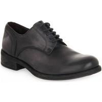 Schuhe Herren Derby-Schuhe Felmini NERO LAVADO Nero