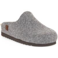 Schuhe Pantoletten / Clogs Bioline 3048 MERINOS GRIGIO Grigio