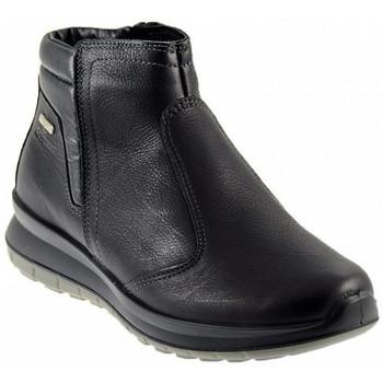 Schuhe Damen Low Boots Grisport NERO TOUCH halbstiefel Multicolor