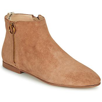 Schuhe Mädchen Klassische Stiefel JB Martin 2ACANO Braun