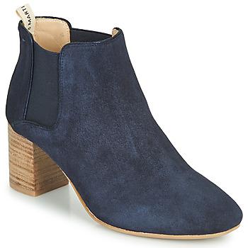 Schuhe Mädchen Klassische Stiefel JB Martin 3ALIXA Marine