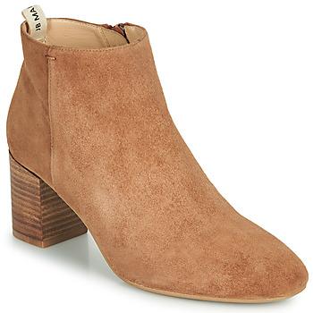 Schuhe Mädchen Klassische Stiefel JB Martin 3ALIZE Braun