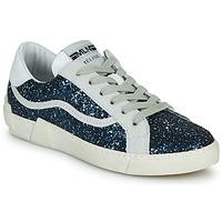 Schuhe Damen Sneaker Low Meline NKC1395 Marine