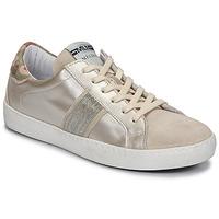 Schuhe Damen Sneaker Low Meline KUC1414 Champagne