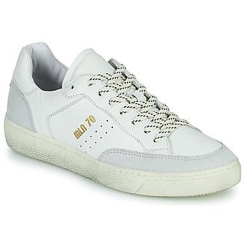 Schuhe Damen Sneaker Low Meline CAR140 Weiss